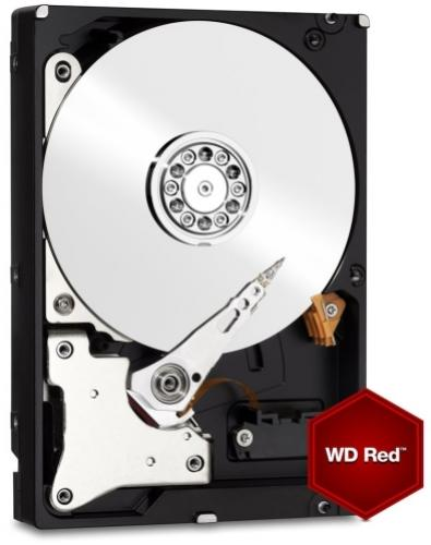 "Western Digital 3,5"" HDD 8TB Red 256MB SATAIII NAS"