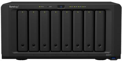Synology DiskStation DS1817+ 8GB