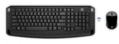 HP 300 bezdrôtová klávesnica a myš