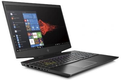 HP Omen 15-dh1001nc Shadow Black