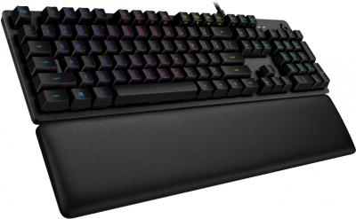 LOGITECH G513 Lightsync RGB GX Brown herná klávesnica EN