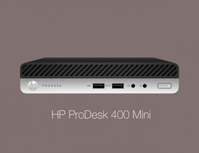 HP ProDesk 400 G4 a G5 Mini