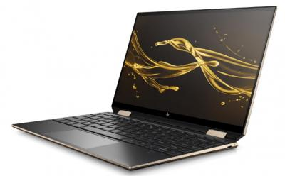 HP Spectre x360 13-aw0111nc Nightfall black