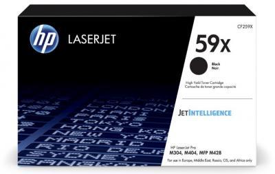 HP 59X čierny laserový toner