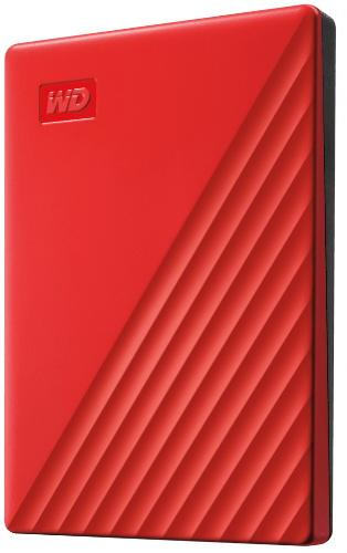 "Western Digital Externý disk 2.5"" My Passport 4TB USB 3.0"
