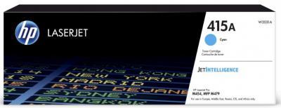 HP 415A azúrový laserový toner