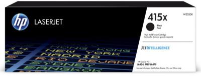 HP 415X čierny laserový toner