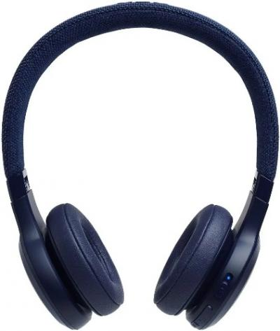 JBL Live 400 BT Headphone Blue