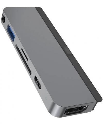 APPLE HyperDrive™ PRO USB-C Hub for iPad Pro Grey
