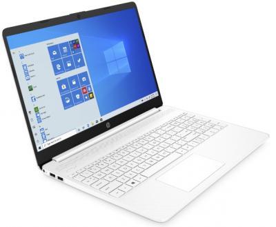 HP 15s-eq1002nc Snowflake White