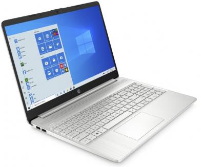 HP 15s-fq1012nc Natural Silver