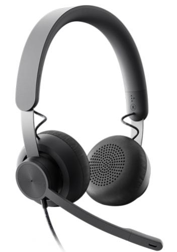 LOGITECH Zone Wired Teams Headset