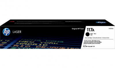 HP 117A čierny laserový toner