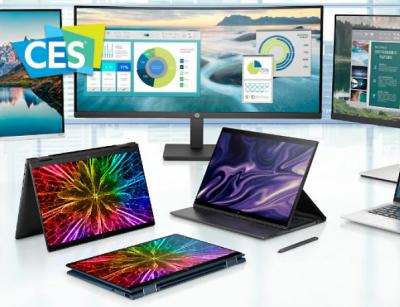 HP na CES 2021: Budúcnosť inovácií začína dnes