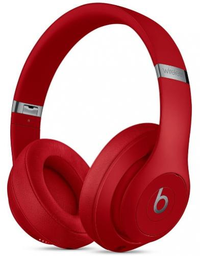 Beats Studio3 Wireless Red