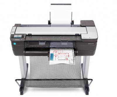 "HP DesignJet T830 24"""