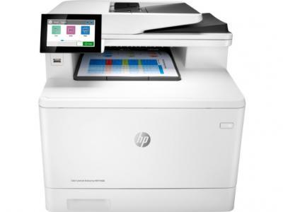 HP Color LaserJet Enterprise M480f