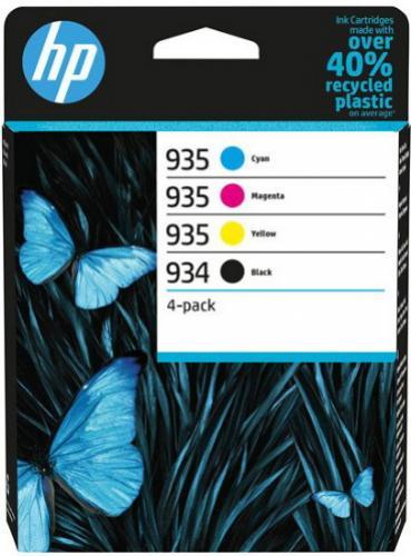 HP 934/935 štvorfarebná atramentová kazeta