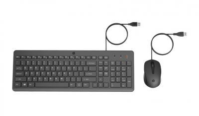 HP Klávesnica a myš 150 EN