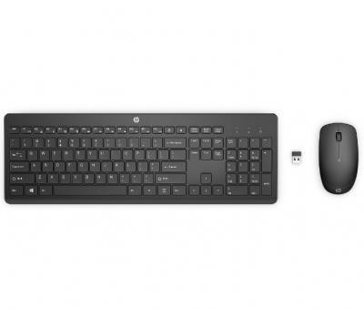 HP Bezdrôtová klávesnica a myš 230