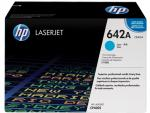 HP 642A azúrový laserový toner