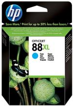 HP 88XL azúrová atramentová kazeta