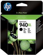 HP 940XL čierna atramentová kazeta