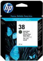 HP 38 matná čierna atramentová kazeta