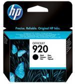 HP 920 čierna atramentová kazeta