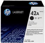 HP 42A čierny laserový toner